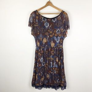 ANTHRO | Weston wear floral dress